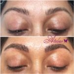 Eyebrow  3D Tattoo in west london