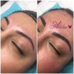 Microblading in west London Branch