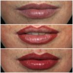 Lips Full Gloss Tattoo steps