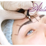 microblading in Ealing Studio